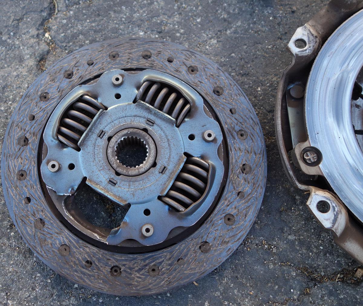 Exedy Clutch Kit Fidanza Aluminum Flywheel 60a Urethane